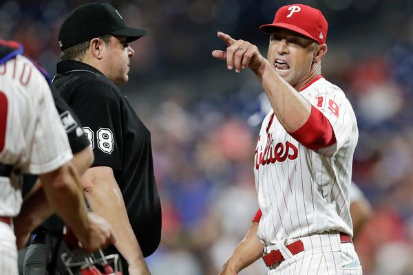 Phillies' same old story takes a new turn in walk-off win over Dodgers | Bob Brookover