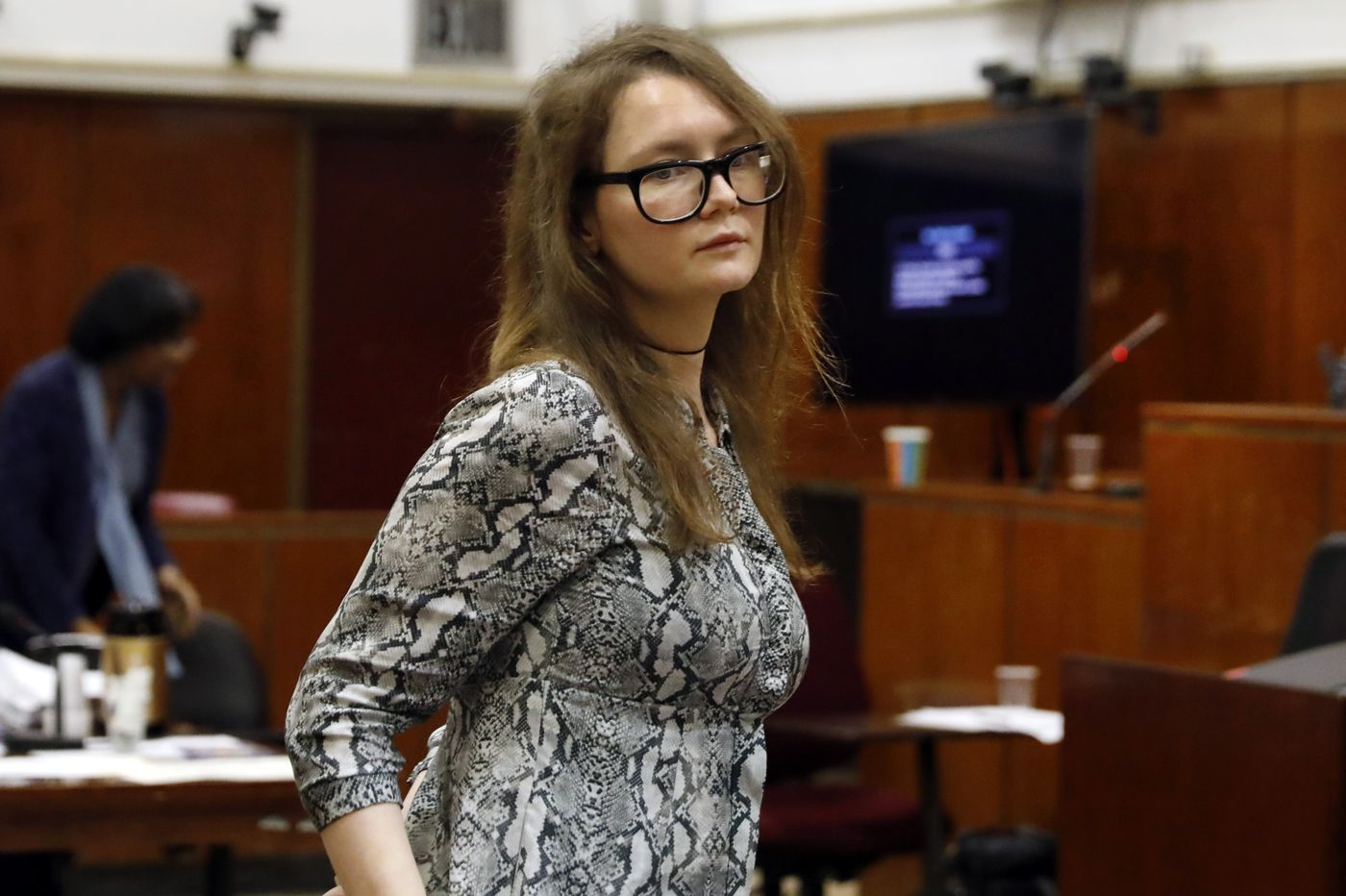 Attorney: Fake German heiress had 'ambitious' business plans