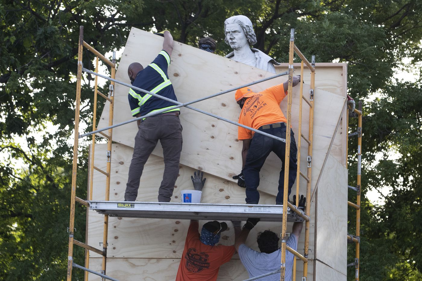 Racist statues belong in museums, not storage, to force us to face history | Opinion