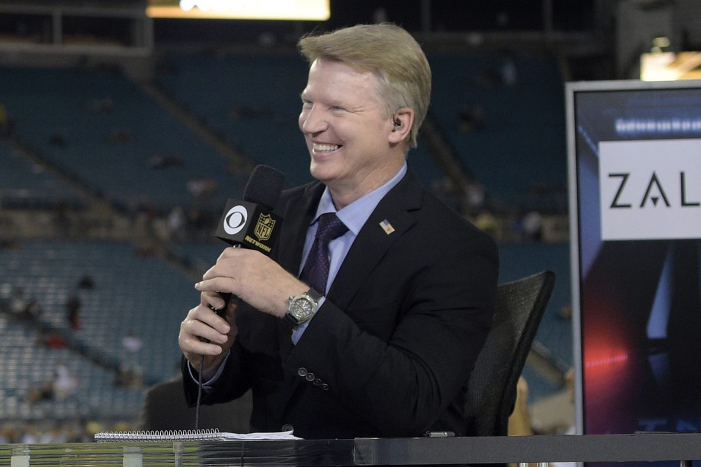 Phil Simms talks Tony Romo and 'The NFL Today' amid a year of change at CBS Sports