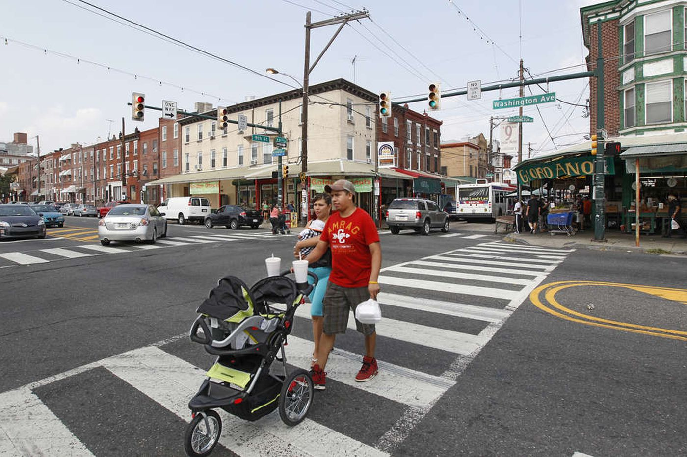 Philly's Washington Avenue is plagued with problems and the city wants your feedback before a repaving next year