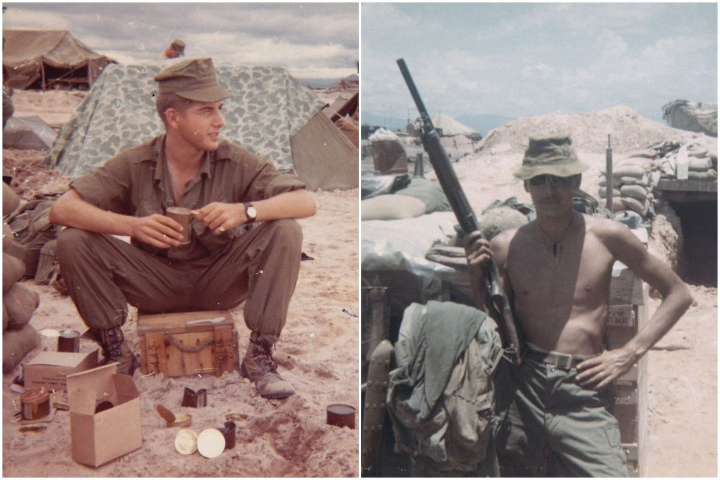 Two Philly-area veterans help bring PBS's 'Vietnam War' home