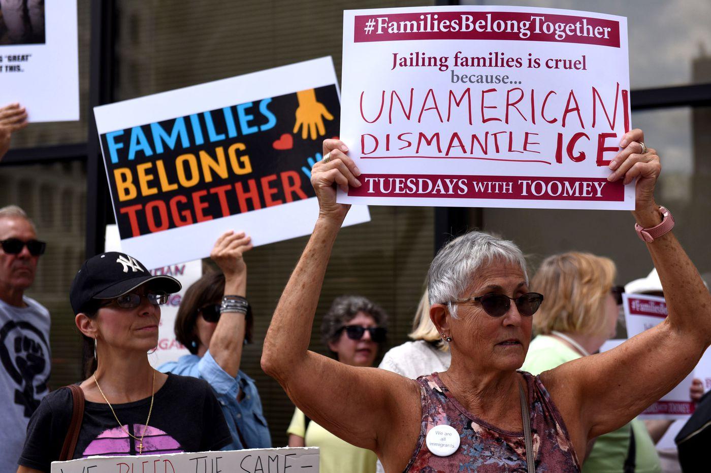 Berks family detention center: A model for jailing migrant families?