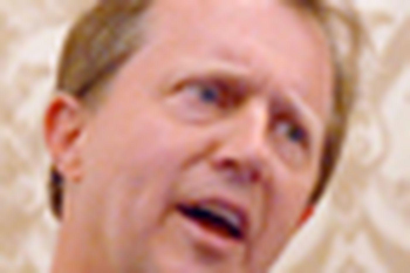 John Adler denies allegation he recruited third-party candidate DeStefano