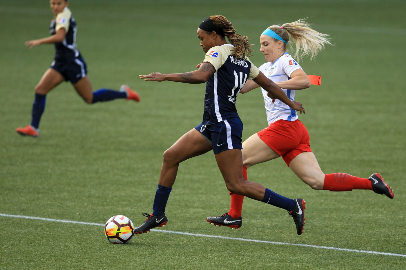USWNT roster for games at Portugal and Scotland includes some surprising names: Danielle Colaprico and Jessica McDonald