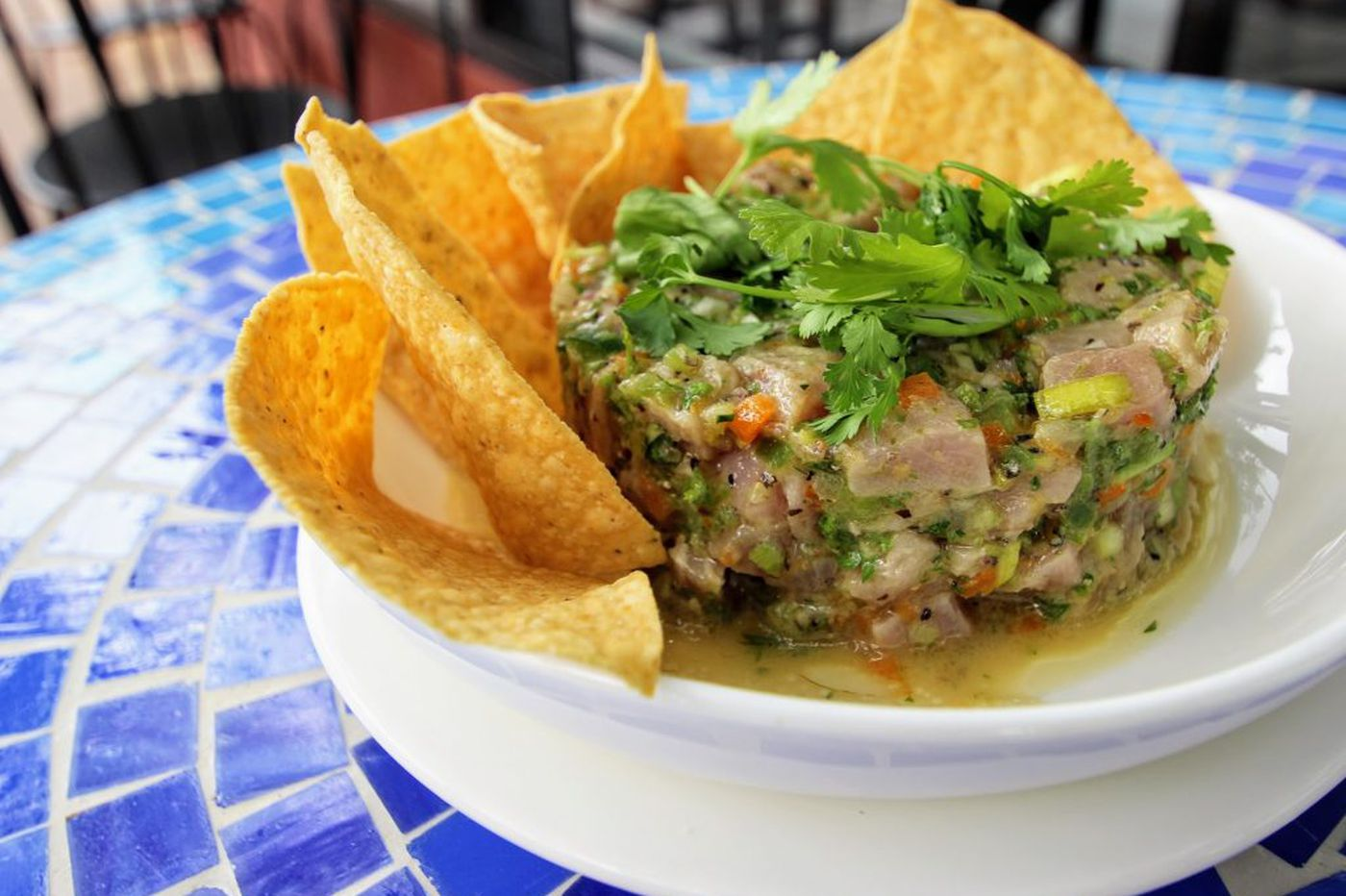 Pala'a: Latin seafood BYOB opens in Ardmore