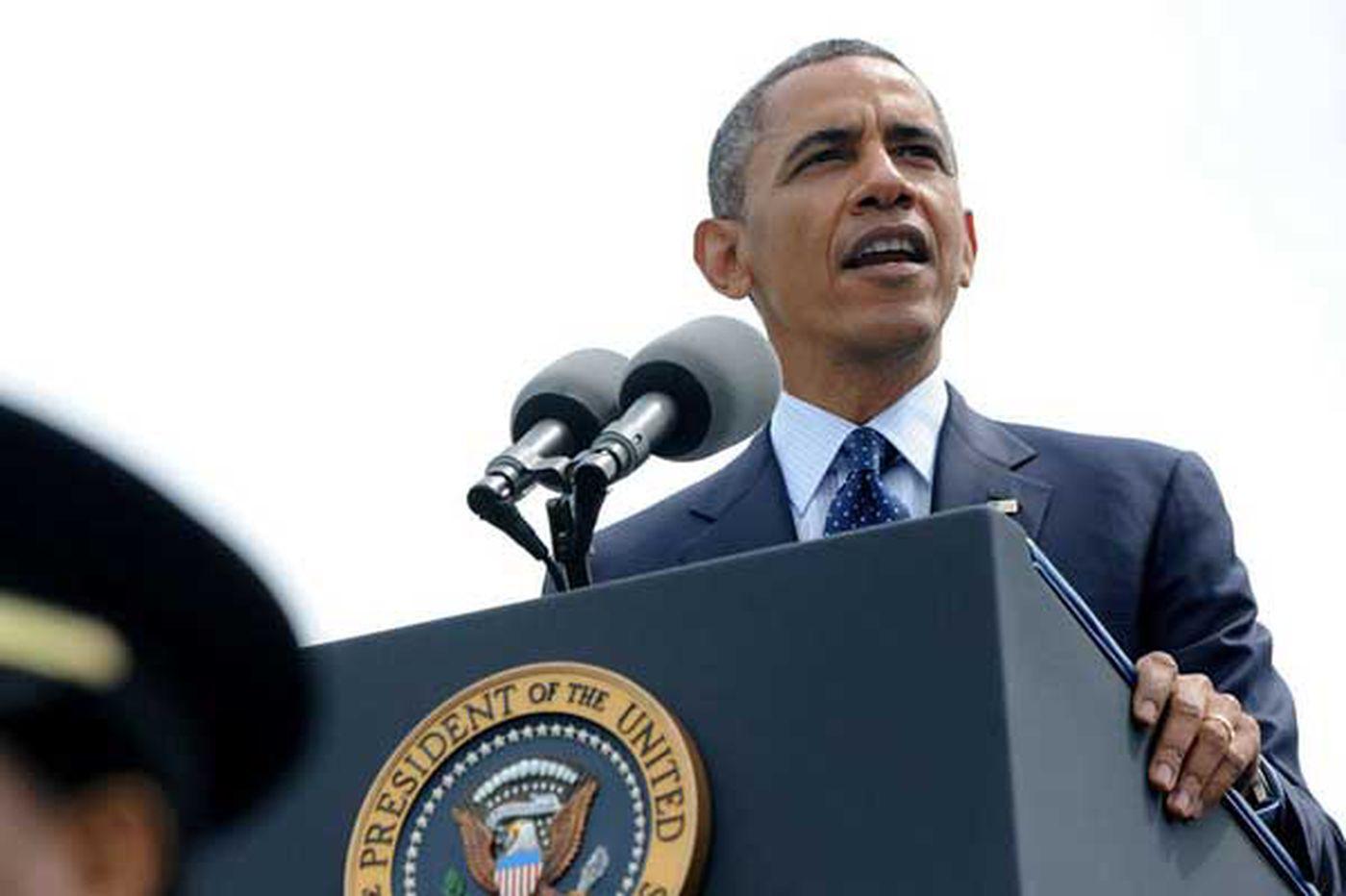 Obama honors slain Montco police officer