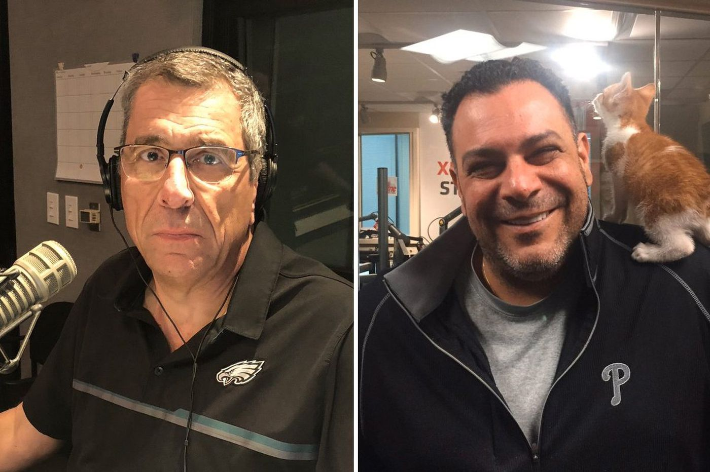 Cataldi crushes Gargano in latest Philly sports radio ratings