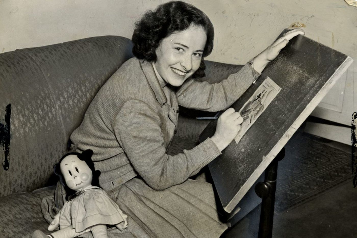 How Philly's 'Marge' Buell - and 'Little Lulu' - paved the way for female cartoonists