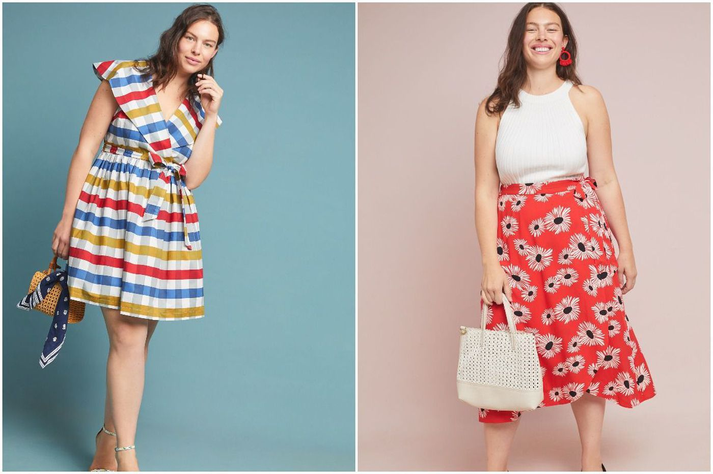 71ef1bf8ce4 Anthropologie launches a plus-size collection in stores