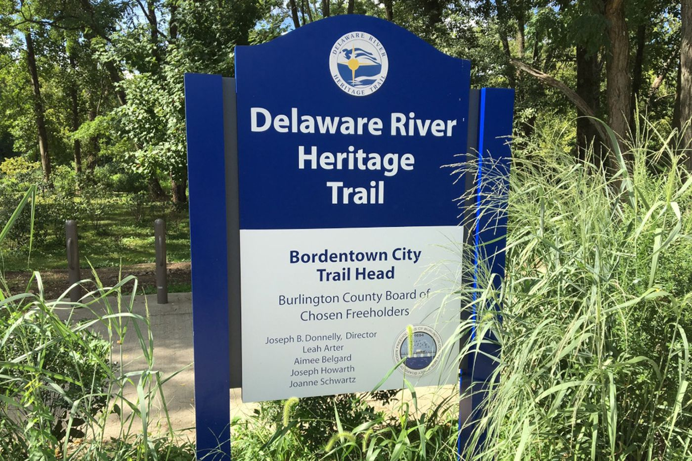 New push to complete a long-planned NJ-PA bicycle trail