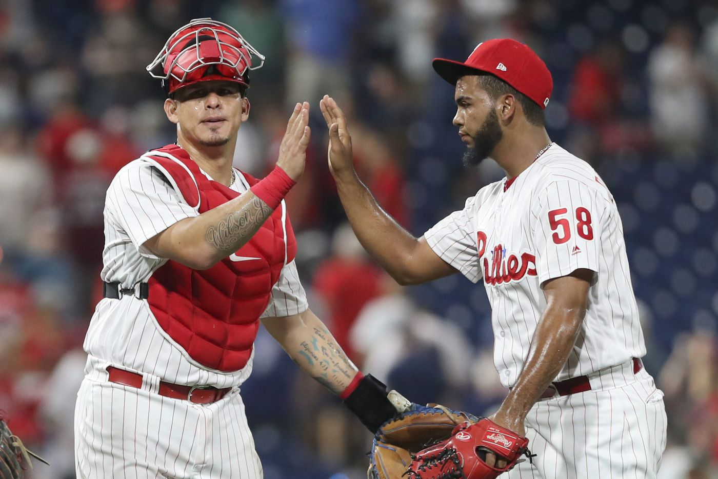 Why new Phillies catcher Wilson Ramos is called 'The Buffalo' | Extra Innings