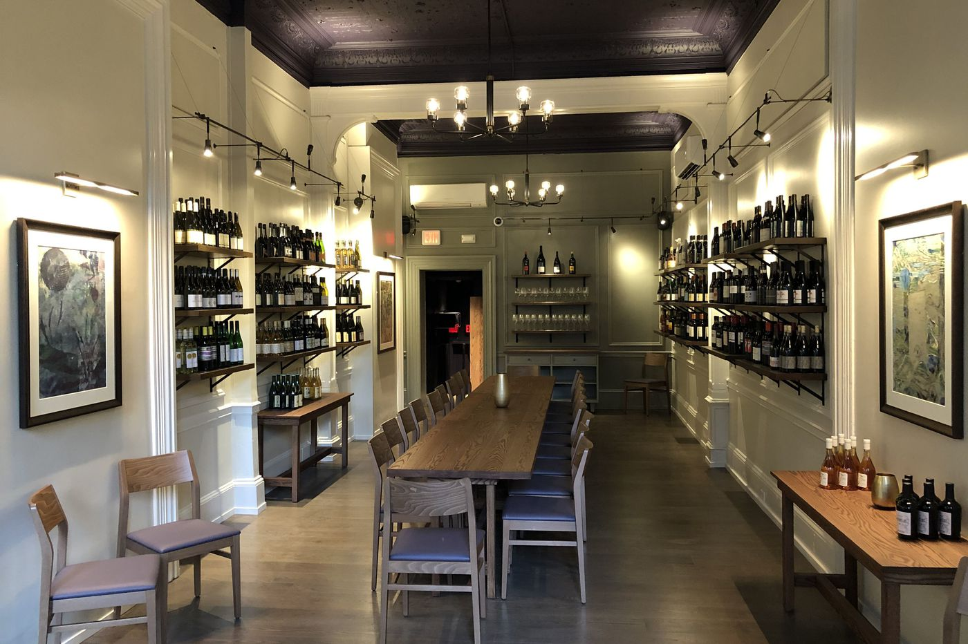 Vernick opens Vernick Wine, a bottle shop and private dining room, next door on Walnut Street