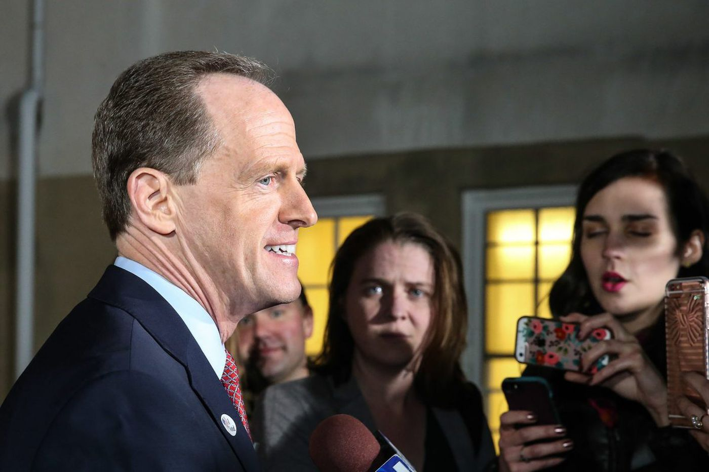 Uncertainty looms for Pat Toomey, GOP ahead of key health care vote