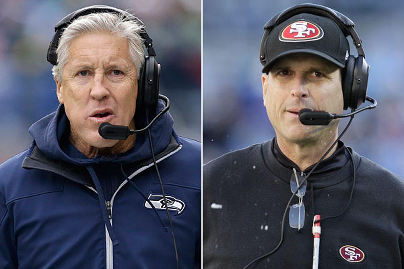 Carroll vs. Harbaugh: An entertaining rivalry