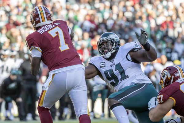 What we learned from Eagles-Redskins: Playoff hopes alive, pass rush and pass defense not so much | Jeff McLane