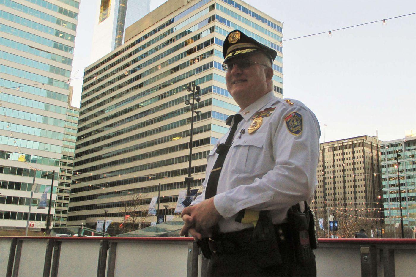 SEPTA police chief Nestel adds social-media savvy to traditional policing