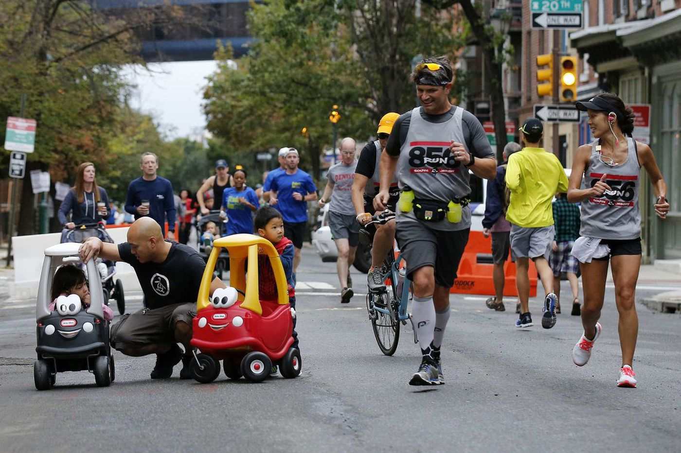 Philly Free Streets: No traffic for 7 miles from N. Philly to Old City on Oct. 28