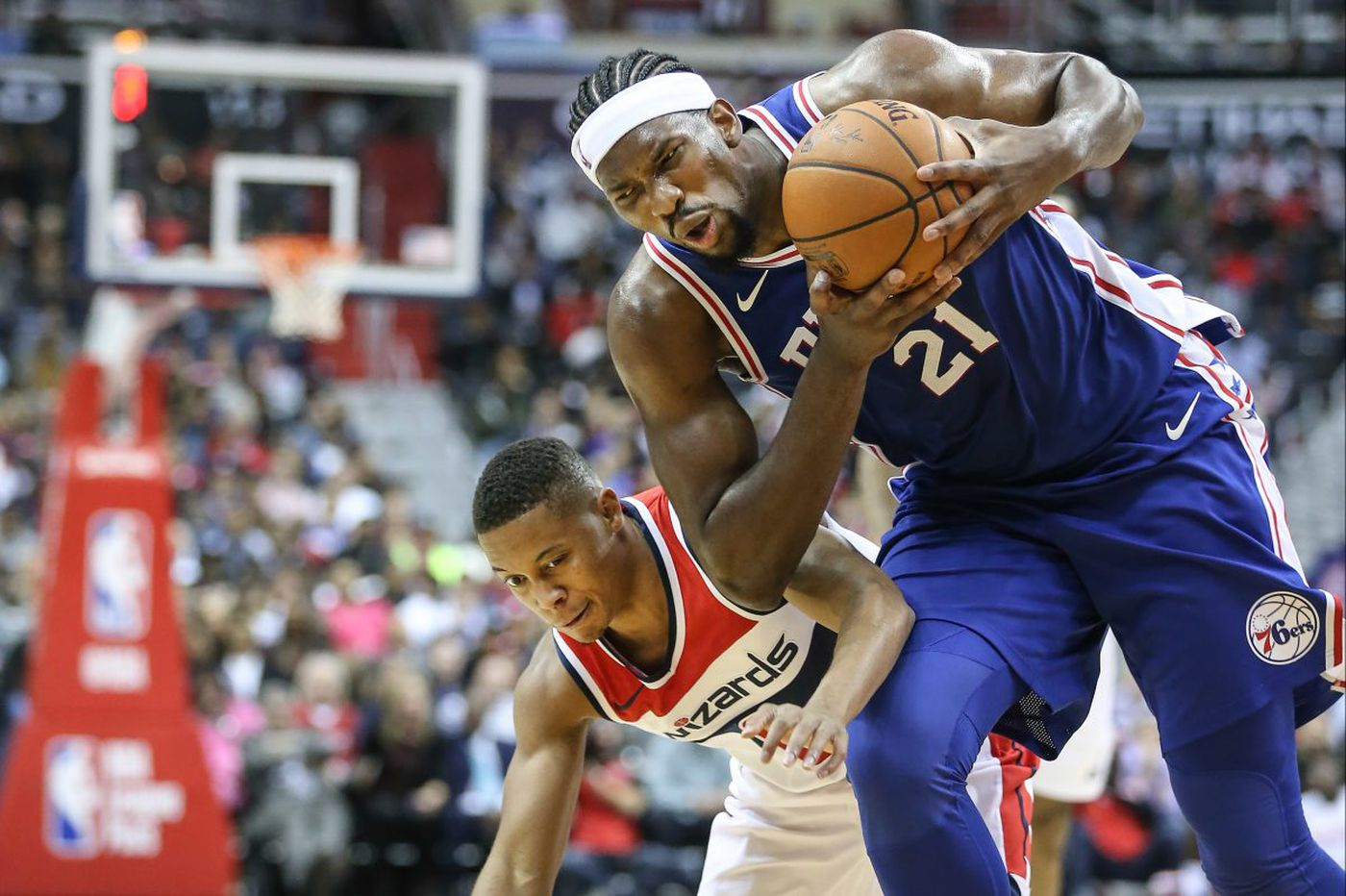 Sports Tonight: Sixers looking to solidify their status in the East