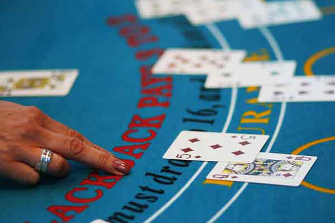 Policing gamblers who can't police themselves isn't easy