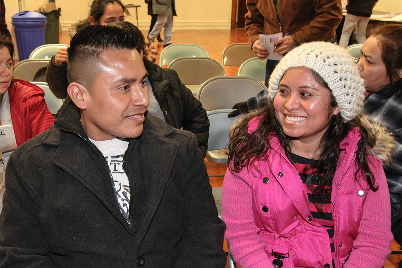 Undocumented immigrants get details at Chesco meeting