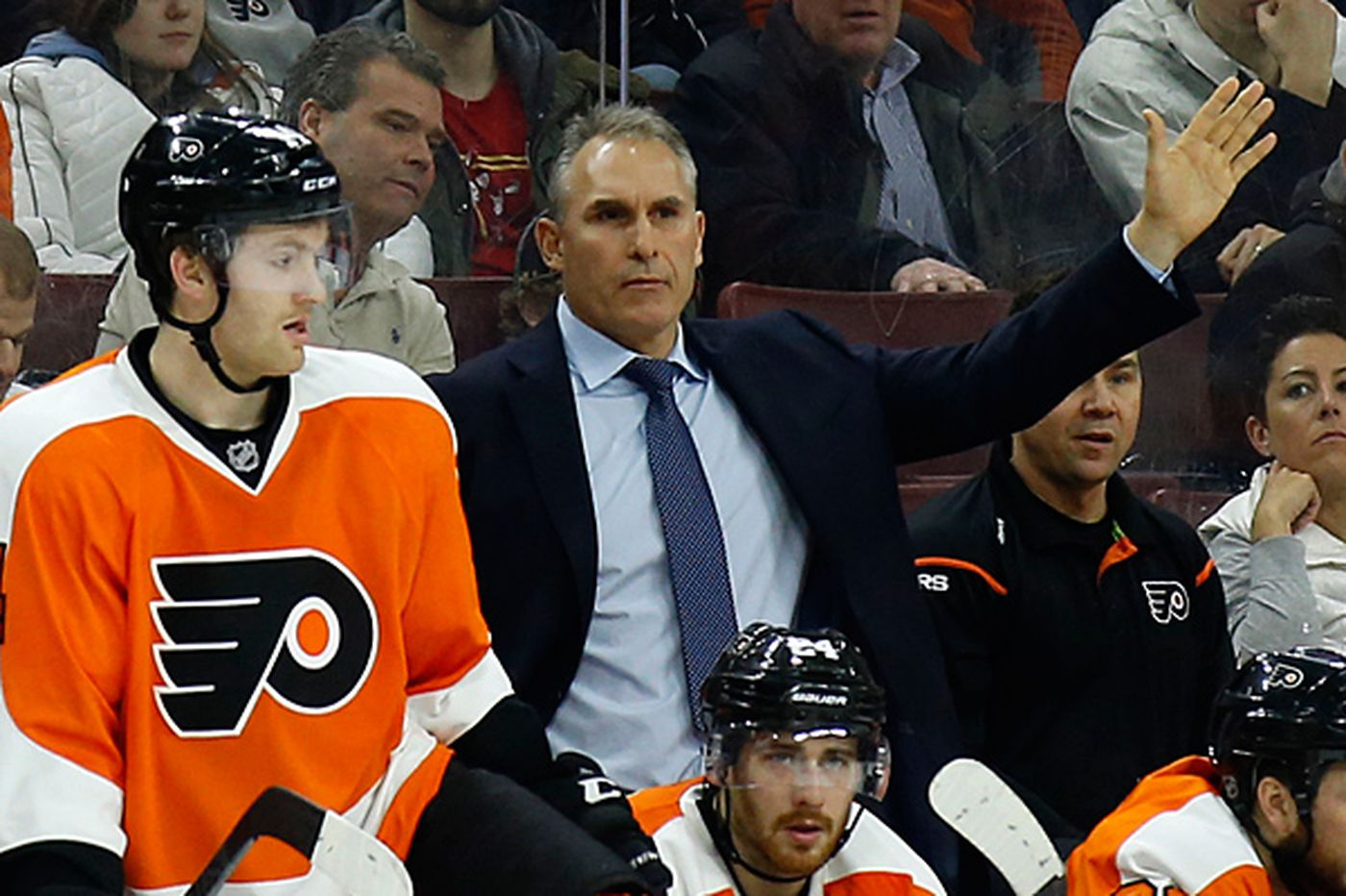 Five days that sank the Flyers