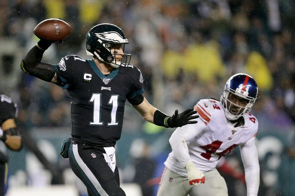 Eagles-Giants: Carson Wentz delivers signature win, rest of season could define QB, and what else we learned