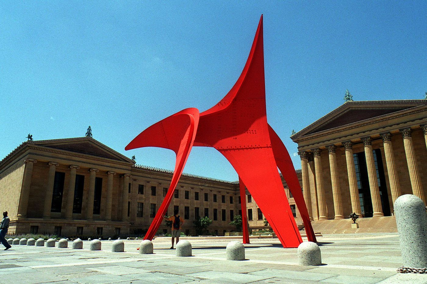 Alexander Calder will finally get a prime museum site on the Parkway, across from Barnes and Rodin