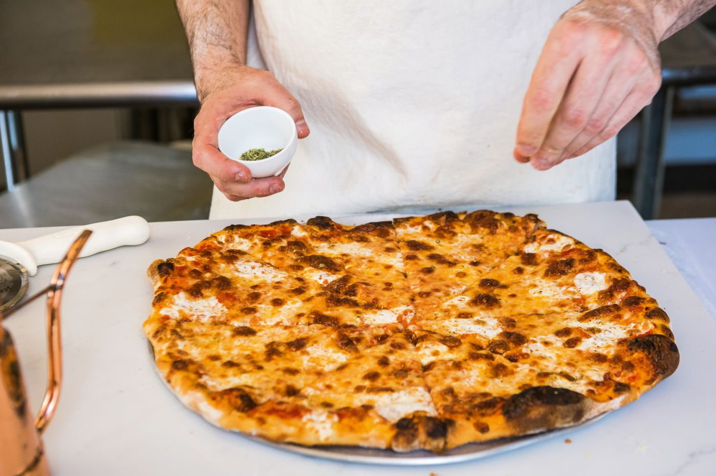 What's Craig LaBan cooking? Pizza recipe from Philly's own Joe Beddia.