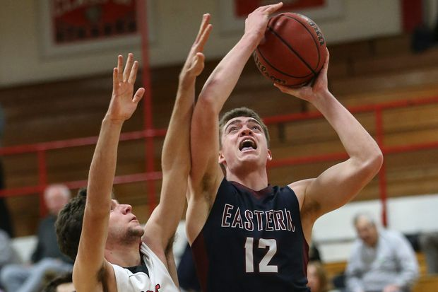 Ryan Ems scores 41 points to lead Eastern past Cherry Hill East