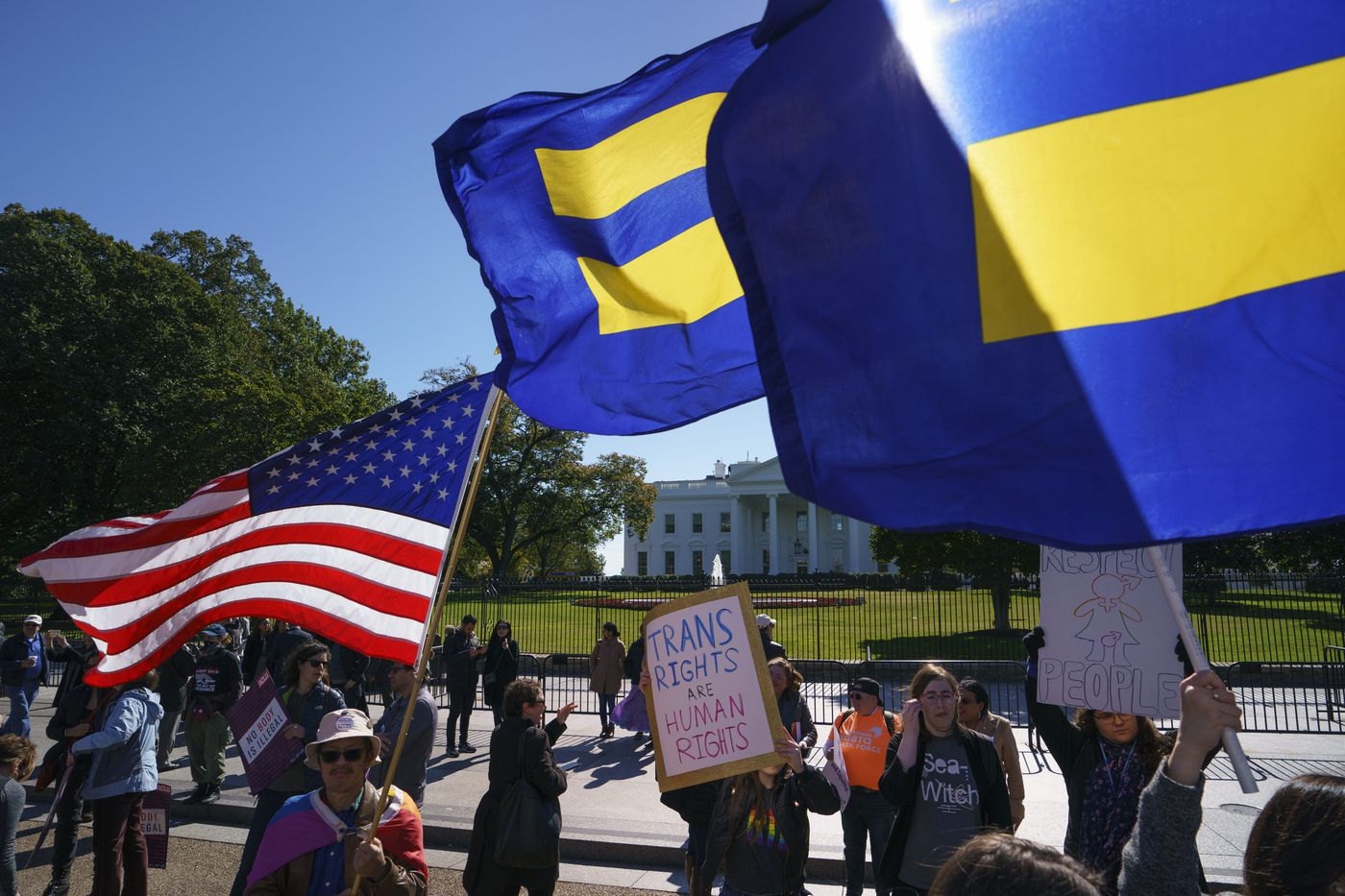 We need to support transgender youth in distress   Opinion