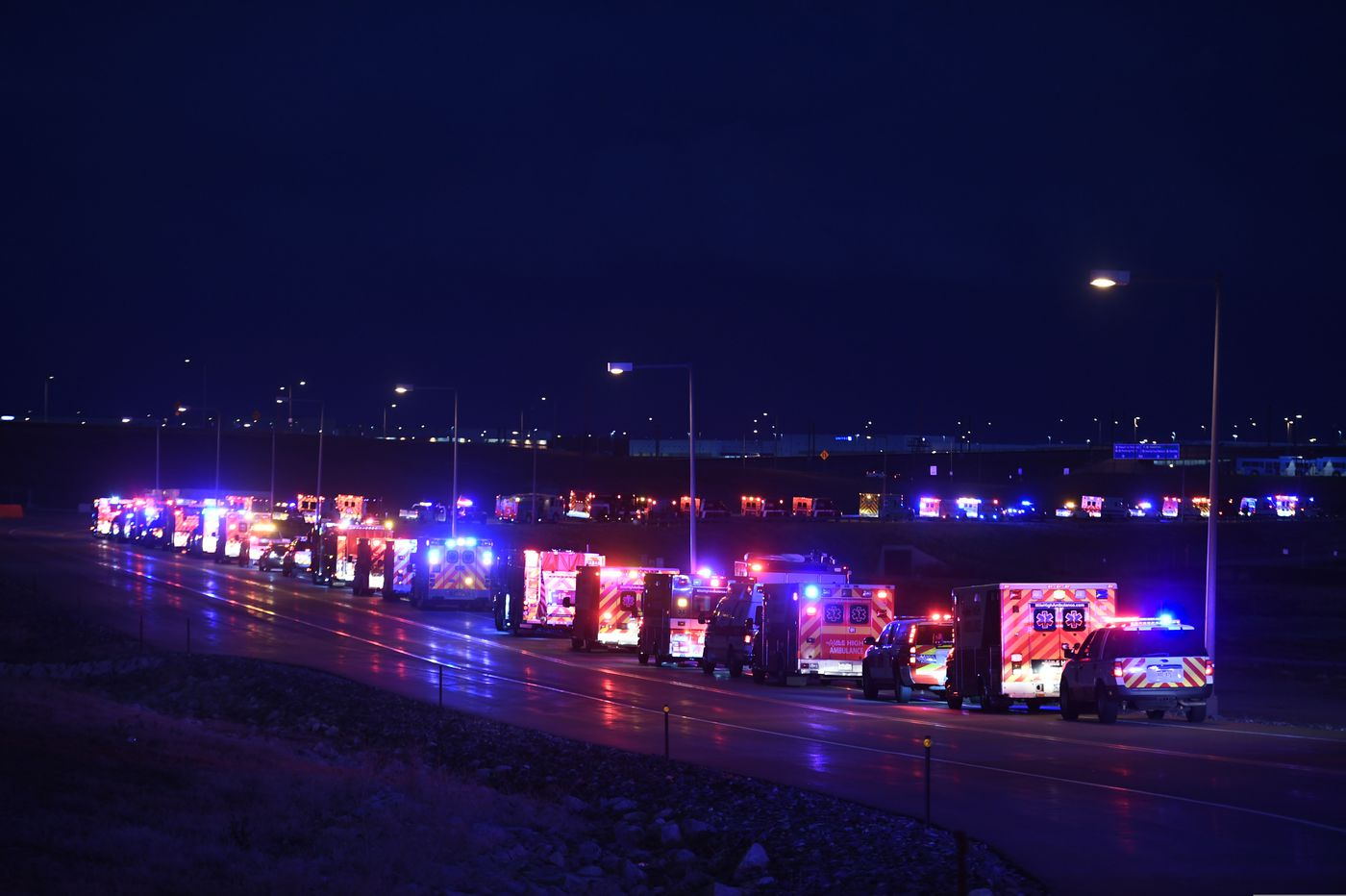 A paramedic drove 1,800 miles to help fight coronavirus. Sunday, a funeral procession carried him home.