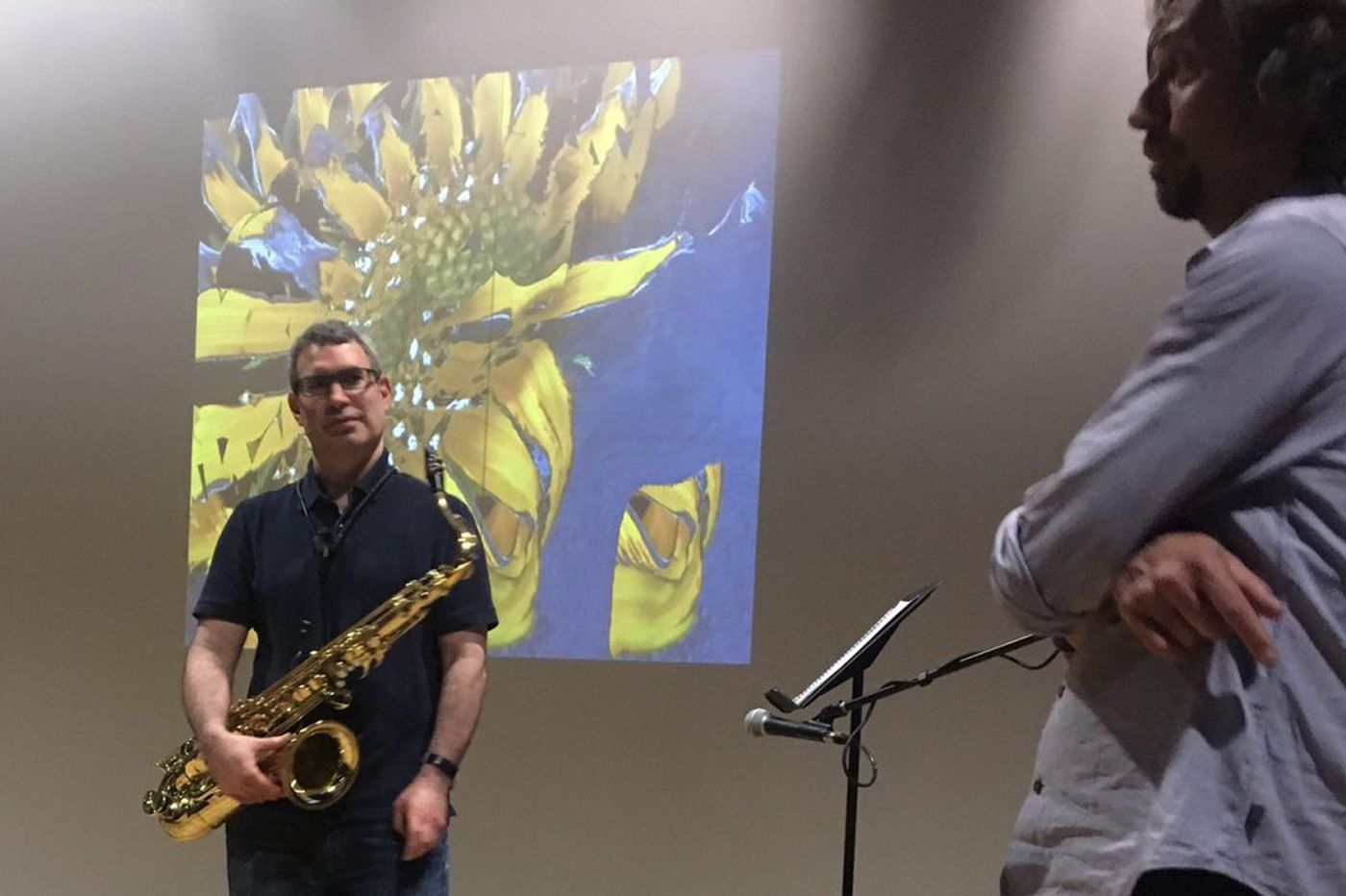 Edgy sax quartet going even further out there for Fringe Fest show