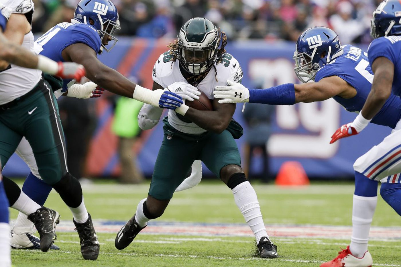 Jay Ajayi continues to get more playing time as the playoffs approach | Early Birds
