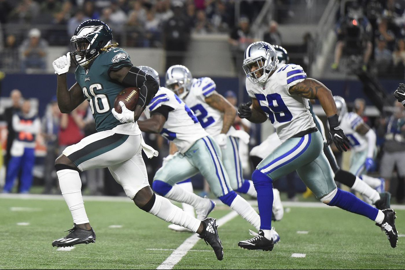 Five reasons the Eagles beat the Cowboys | Paul Domowitch