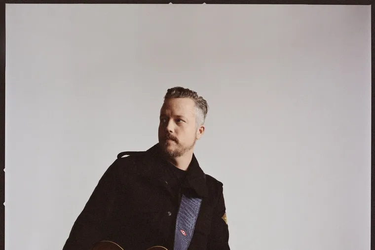 Jason Isbell. The Nashville singer-guitarist plays the Met Philadelphia with his band the 400 Unit on Sept. 15.