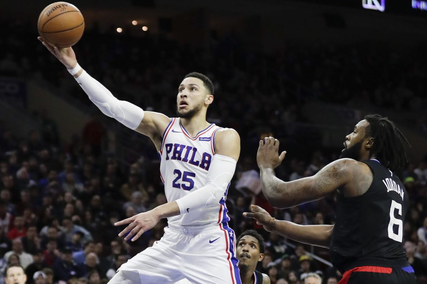 Sixers  Ben Simmons was always groomed to play point guard cf212c8a9
