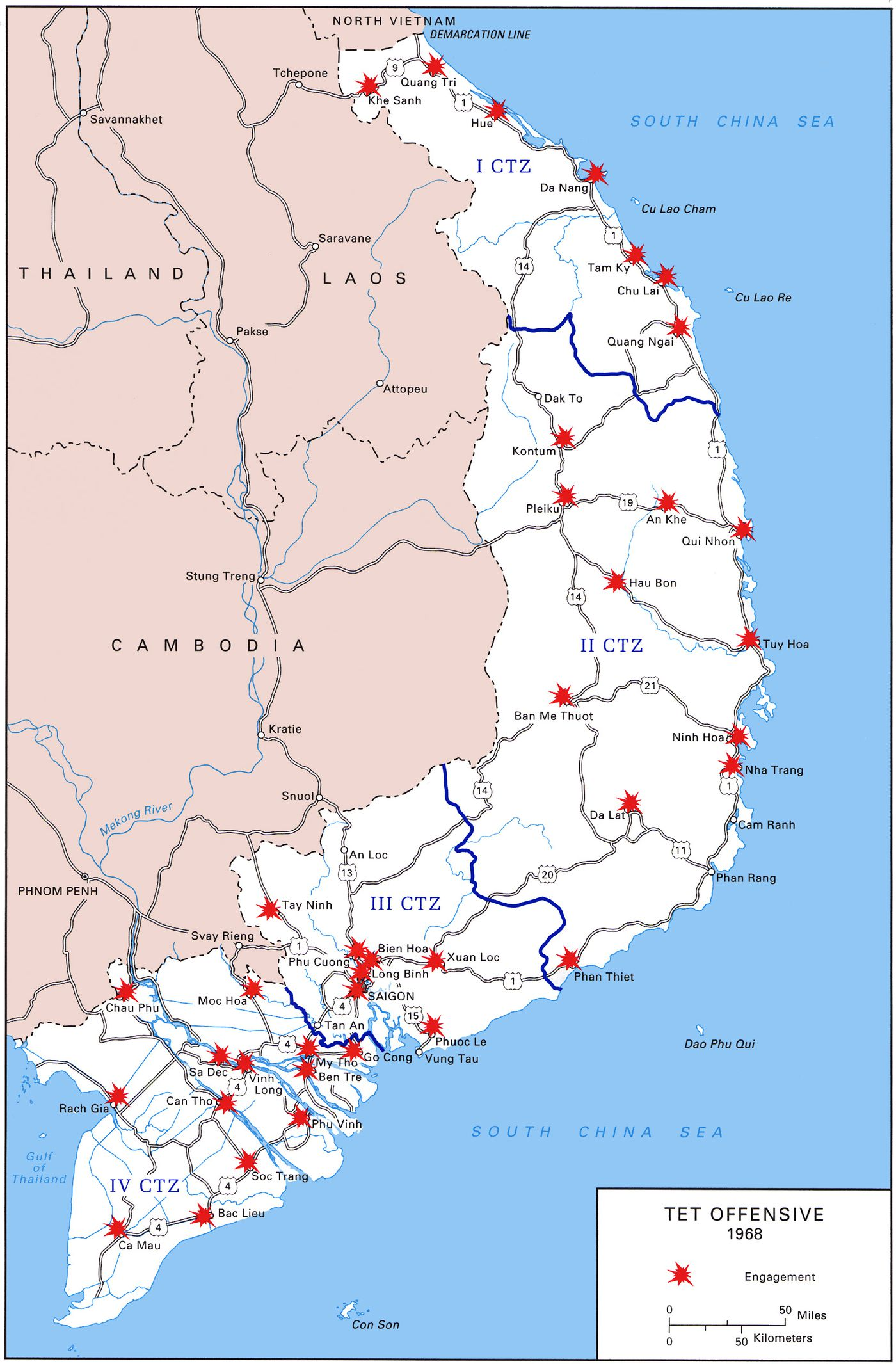 Outnumbered 5 1 How Us Won Battle Of Bien Hoa Air Base In Vietnam - Map-of-us-air-bases