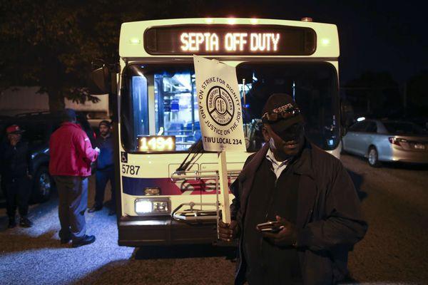 SEPTA union strikes as contract talks fail