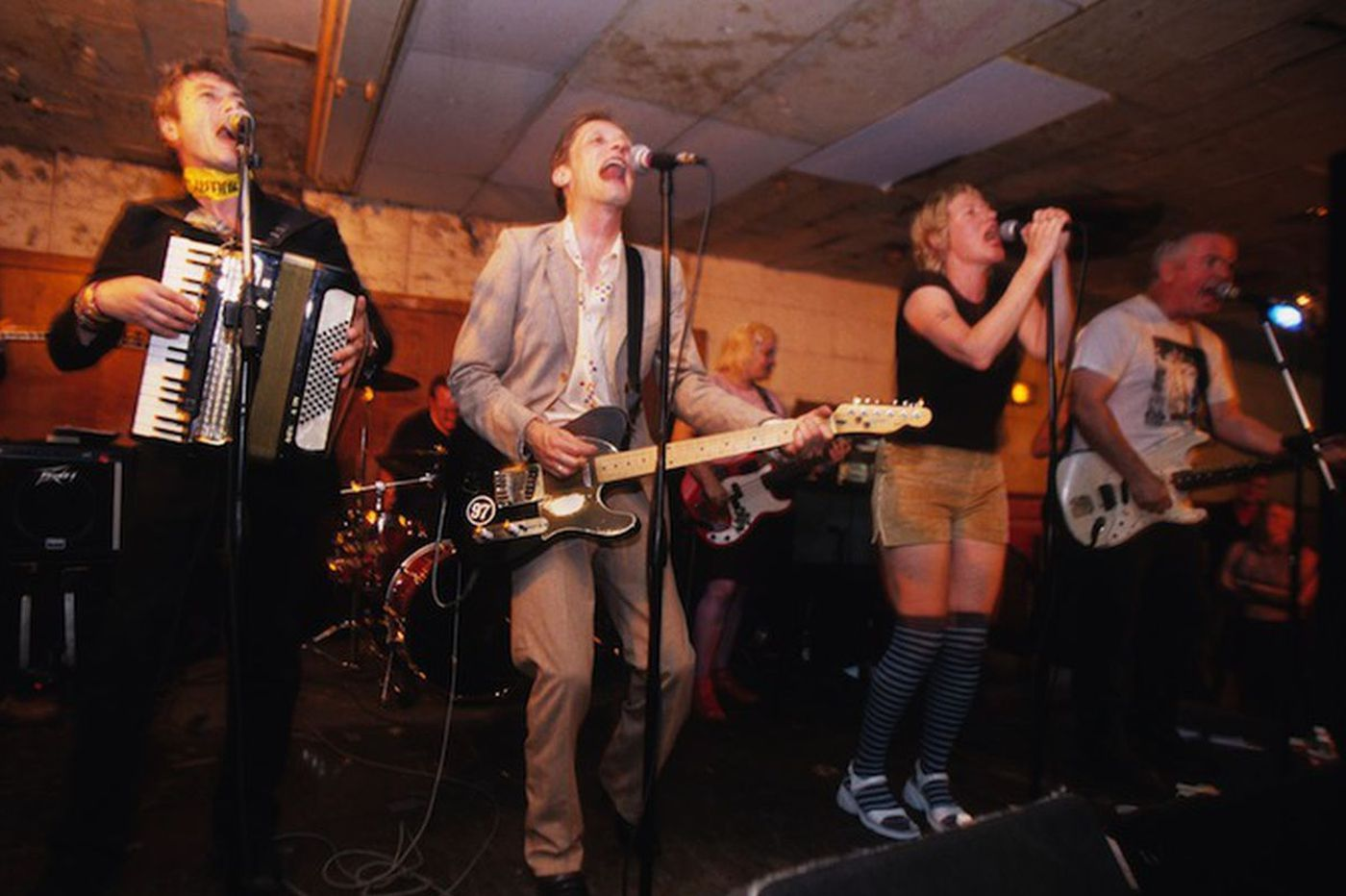 April was the first month I haven't been out to hear live music since I was 16. Time for a retreat with The Mekons. | Dan DeLuca