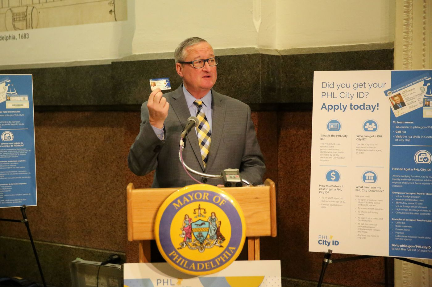 Philly begins offering new photo ID cards, following NYC, other cities