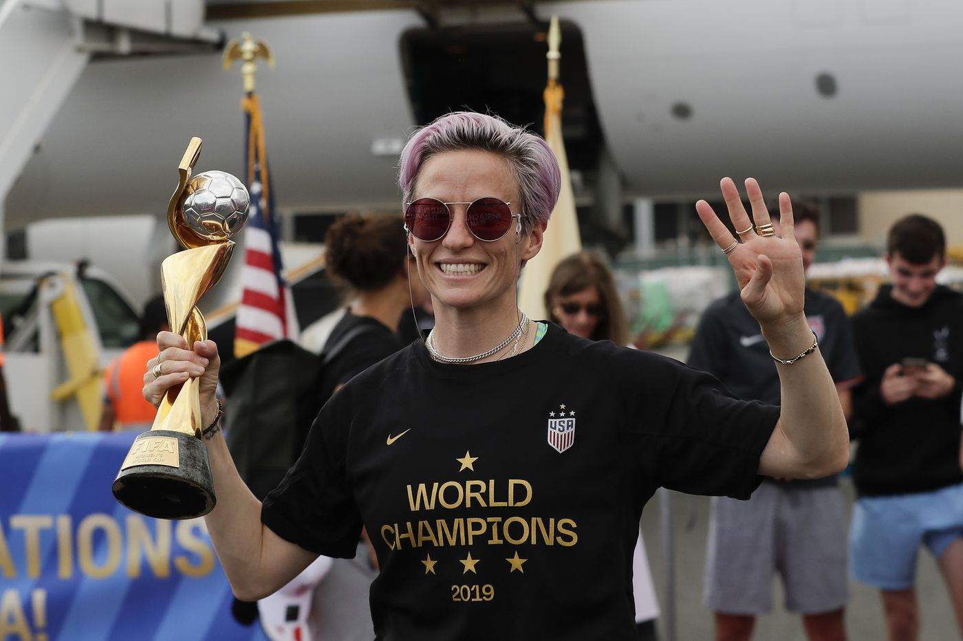 World Cup parade: Start time, route, how to watch and stream U.S. women's soccer team