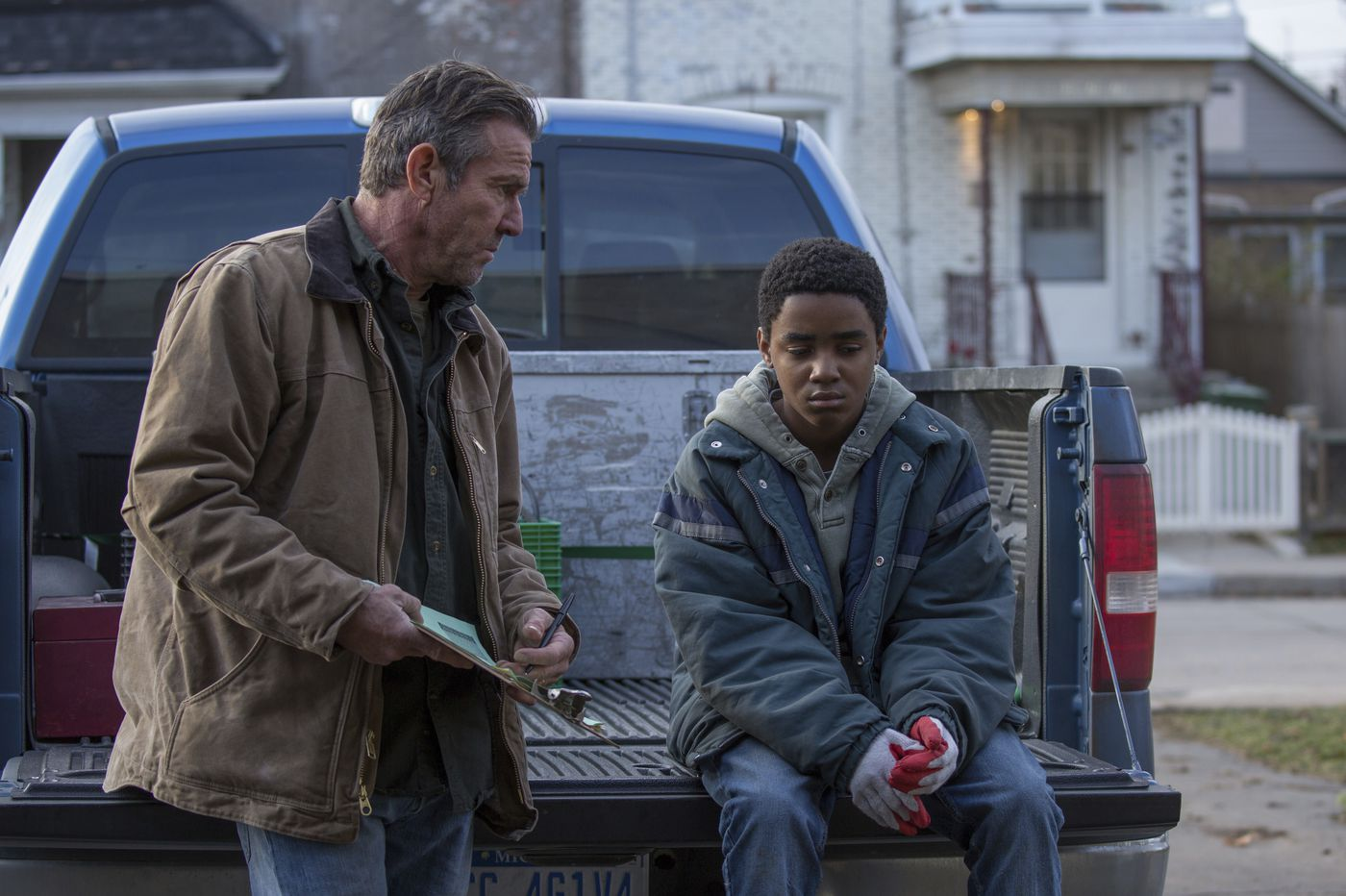 'Kin': This relies too much on '80s tropes