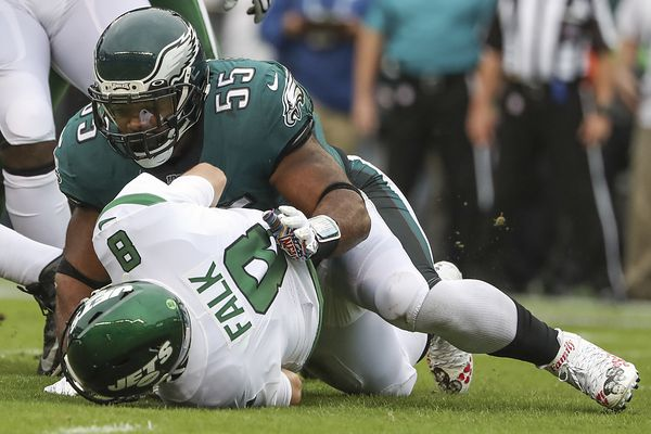 Brandon Graham and Eagles have a sack party against Jets, but how legitimate was it?