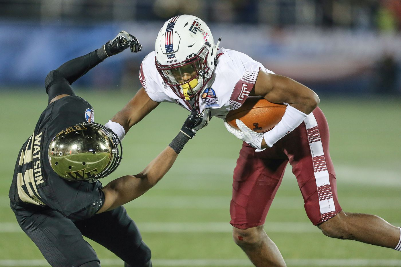 Temple's Ventell Bryant, coming back strong, earns single-digit jersey