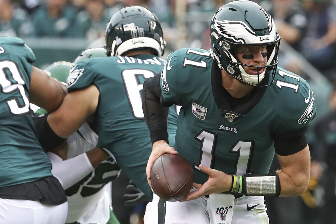 Eagles-Jets Up-Down Drill: Defense puts together stellar outing, but offense gets mixed reviews