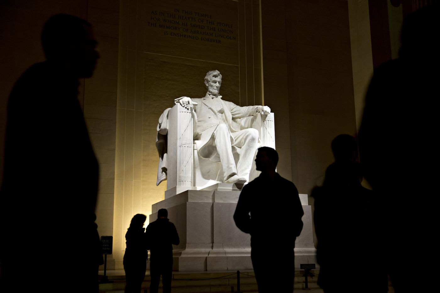A stain on the Lincoln Memorial | Opinion
