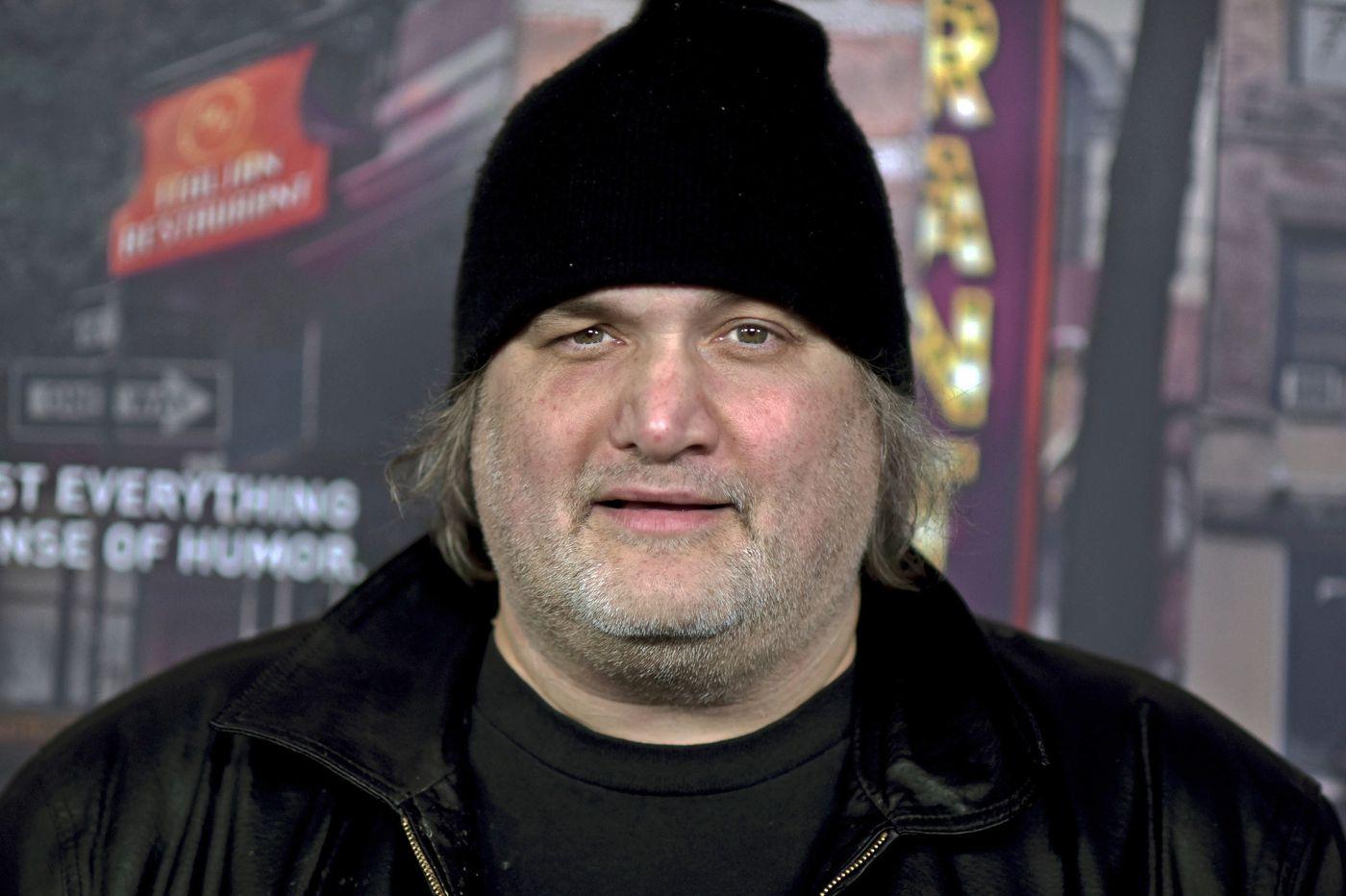 Artie Lange arrested in New Jersey over probation violation