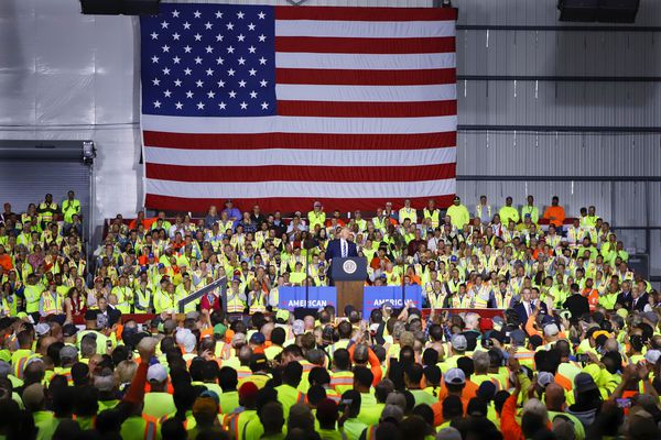 In western Pa., Donald Trump claims credit for Shell plant announced under Barack Obama