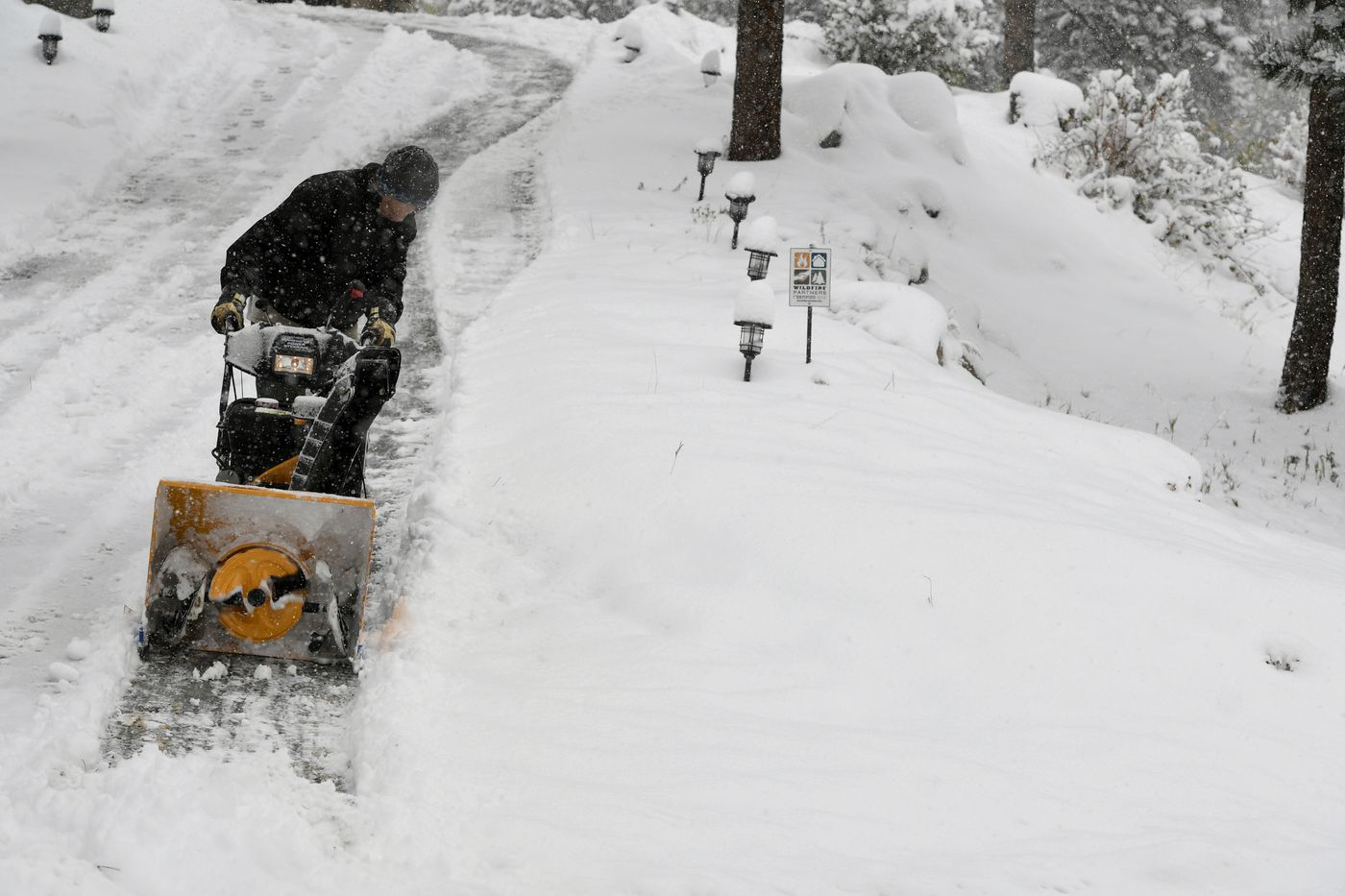 NOAA predicting mild winter in New England